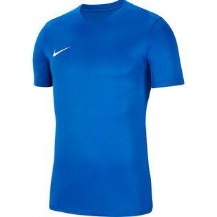 Koszulka dla dzieci Nike Dry Park VII JSY SS niebieska BV6741 463