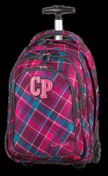 Coolpack Target  Plecak na kółkach 77088CP zdjęcie 1