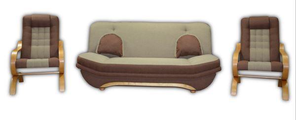 HARY PIK - wersalka kanapa fotel zestaw komplet wypoczynkowy