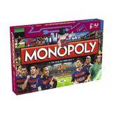 HASBRO Monopoly FC Barcelona PL 27595