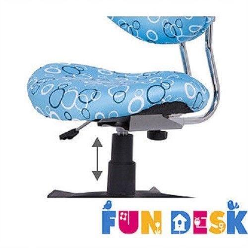 Regulowane Krzesło Fotel ortopedyczny dla dziecka SST5 Blue zdjęcie 2
