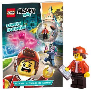 LEGO HIDDEN SIDE ŁOWCY DUCHÓW