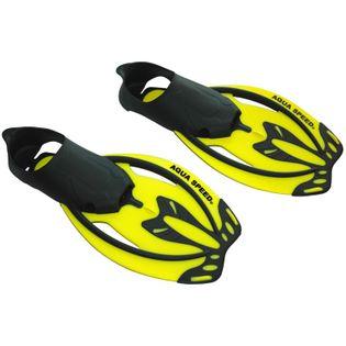 Płetwy do snorkelingu LYNX Rozmiar - Płetwy - M, Kolor - Nurkowanie - Płetwy - 18 - żółty