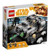 LEGO Star Wars  Śmigacz Molocha 75210