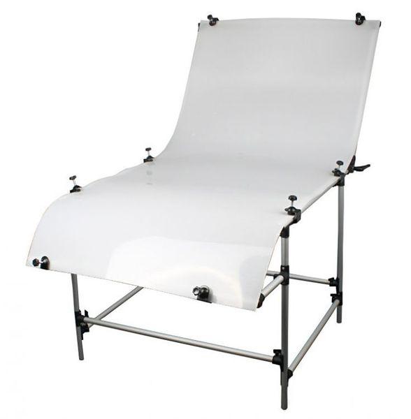 Stół bezcieniowy 60x130cm + 2 Imadła z trzpieniem zdjęcie 3
