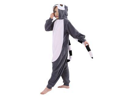 Lemur Kigurumi Onesie dres piżama kombinezon L