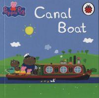 Peppa Pig - Mini Book - Canal Boat