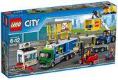 LEGO CITY 60169 TERMINAL TOWAROWY + 2 KATALOGI