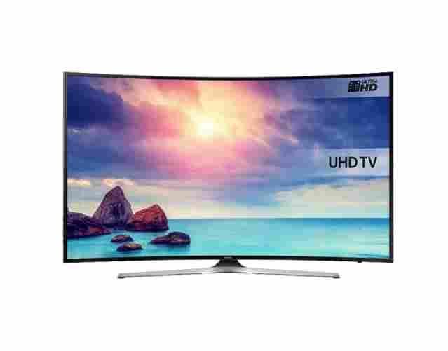 Telewizor Samsung UE65KU6100 4K UHD Zakrzywiony Curved Smart zdjęcie 1