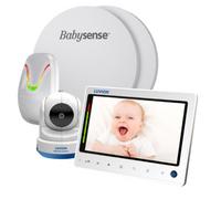 "Luvion Prestige Touch 2 LCD 7"" z monitorem oddechu Babysense 7"