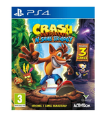 CRASH BANDICOOT N-SANE TRILOGY PS4 PUDEŁKO 24H