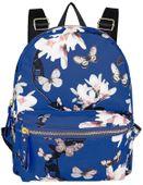 Piękny plecak damski FB197 Niebieski