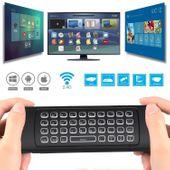 Pilot mx3 mysz powietrzna z podświetleniem do smart tv z mikrofonem 4w1 zdjęcie 2