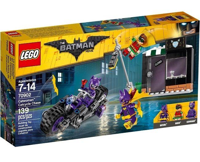 LEGO BATMAN MOVIE 70902 Motocykl Catwoman zdjęcie 1
