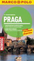 Praga przewodnik + atlas miasta marco polo nowość!