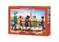 PUZZLE 1000 CASTORLAND GIRLS DAY OUT C-104468