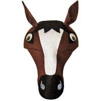 CZAPKA KONIA strój koń JASEŁKA konika farma
