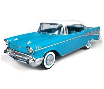 Model Plastikowy Do Sklejania AMT (USA) - 1957 Bel Air