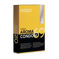 3 Prezerwatywy Egzo Aroma
