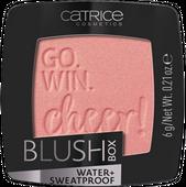 Catrice Blush Box 020 Glistening Pink Róż 6g