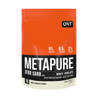 QNT - Metapure Zero Carb - 480 g biała czekolada