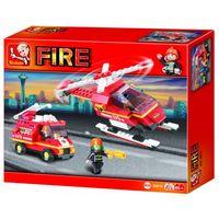 Klocki SLUBAN Straż pożarna 211el M38-B0219