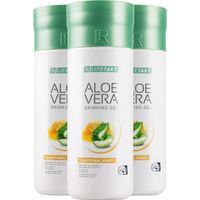 LR LIFETAKT Aloe Vera Drinking Gel z Miodem 3pak