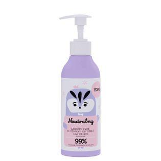 Naturalny bezzapachowy płyn do higieny intymnej dla dzieci - 300ml - Yope