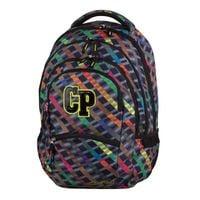 Plecak szkolny CoolPack College Rainbow Stripes 658