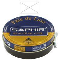 SAPHIR Pate de Luxe - Pasta do butów 50 ml BEZBARWNA 02