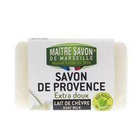 Mydło marsylskie kozie mleko 100 g - Maître Savon