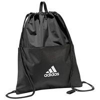 Worek/plecak adidas czarny szkoła sport trening z zamkiem