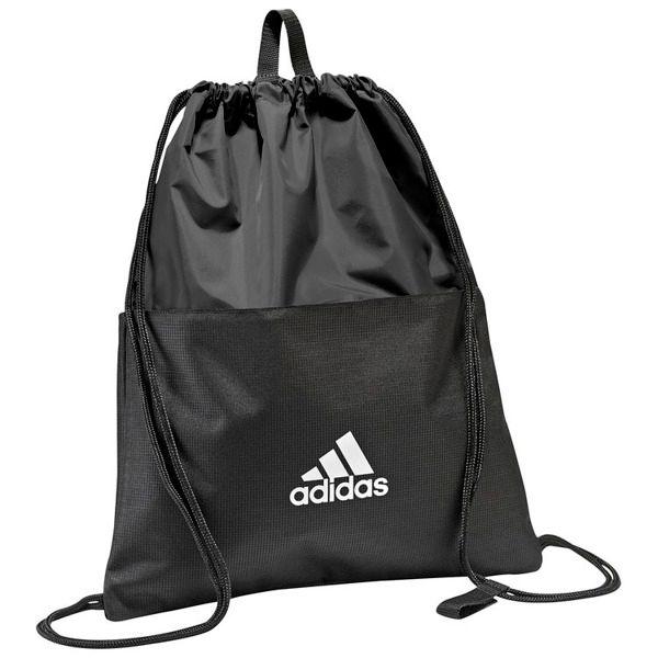 Worekplecak adidas czarny szkoła sport trening z zamkiem
