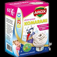 AROX Elektrofumigator na komary dla dzieci 45 ml