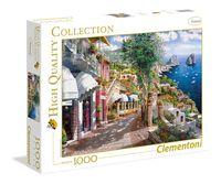 Clementoni Puzzle Capri 1000 elementów 39257