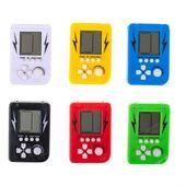 Gierka Elektroniczna Mini Tetris Breloczek
