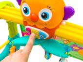 Kolorowy Interaktywny STOJAK 5w1 Dla Dzieci 0+ zdjęcie 12
