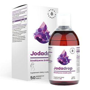 Jodadrop bioaktywne źródło jodu 250ml - AURA