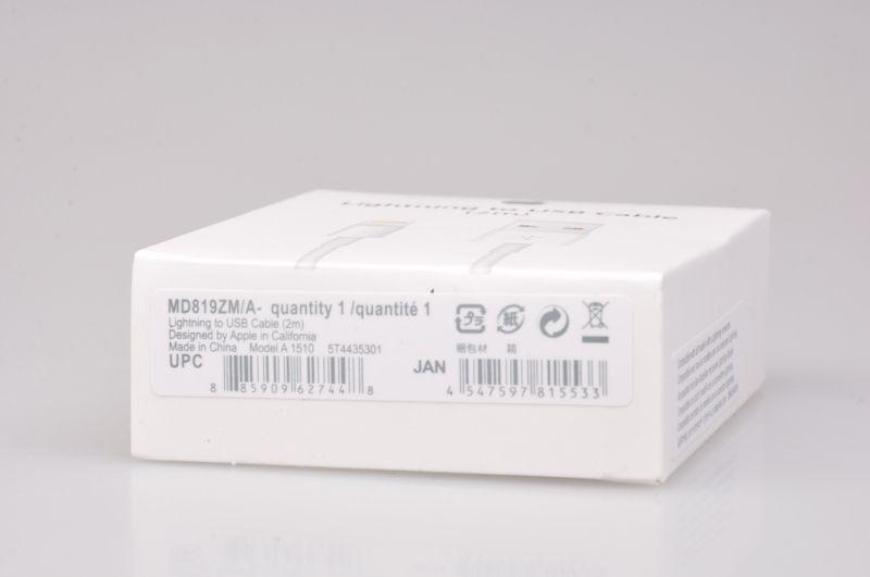 ORYGINALNY KABEL Apple iPhone 5 5S 5C 6 6S 7 8 Plus X SE iPad 2 metry zdjęcie 9
