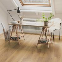 Egger Laminowane Panele Podłogowe 79,6 M² 8 Mm Oak Trilogy Natural