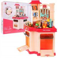 Kuchnia dla dzieci kran z wodą akcesoria