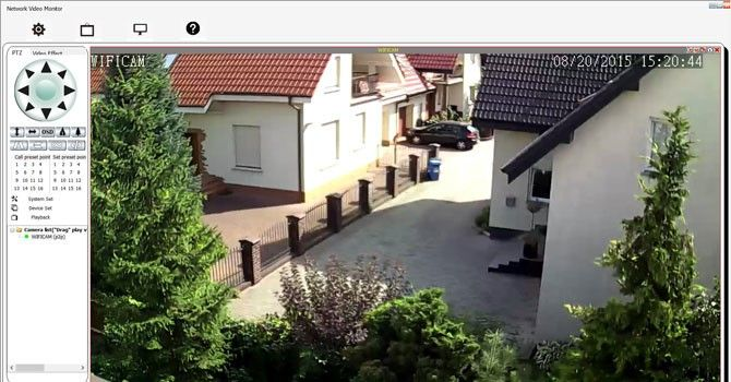 XBLITZ iSEE 2 KAMERA IP OBROTOWA HD / P2P / WIFI na Arena.pl
