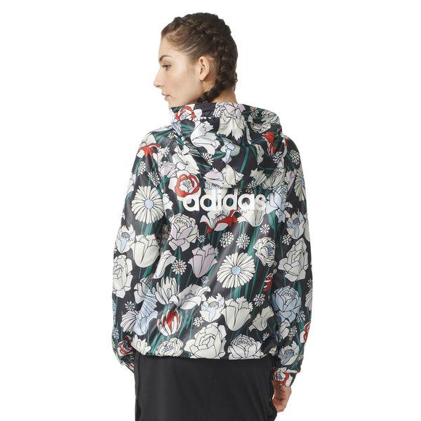 8a51132bbe544 Kurtka Adidas Originals Windbreaker damska sportowa wiatrówka 32 zdjęcie 2