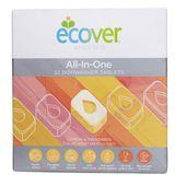 Ecover All in one tabletki do zmywarki - 22 sztuki