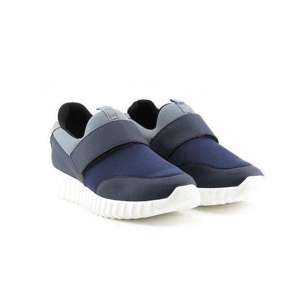 Made in Italia sportowe buty męskie sneakers niebieski 45 zdjęcie 2