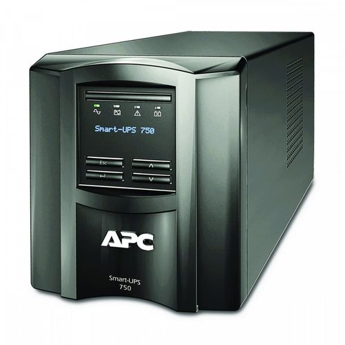 APC Zasilacz awaryjny Smart-UPS SMT750IC A/500W Tower SmartConnect USB RS232 na Arena.pl