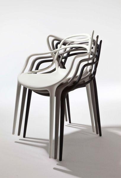 Krzesło Dankor Design Masters czarny wzmacniany zdjęcie 4