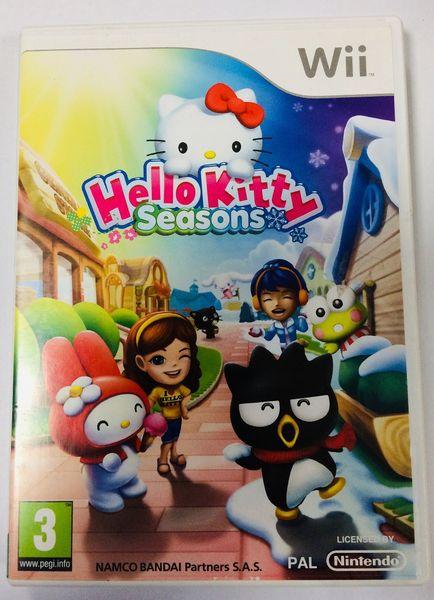 Hello Kitty Season Nintendo Wii zdjęcie 1
