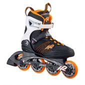 Rolki K2 Alexis 80 black/orange/white 36.5 6.5 - r. 38
