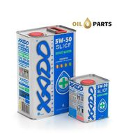 XADO ATOMIC OIL 5W50 SL/CF 4L